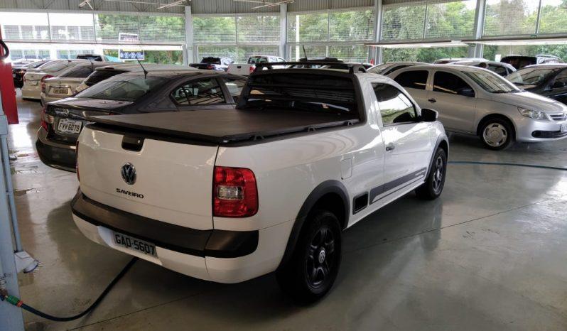 Volkswagen Saveiro 1.6 2016 full